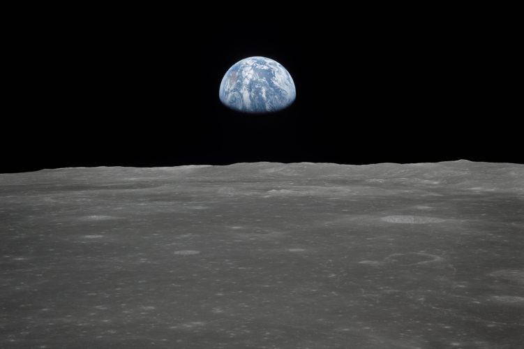 Can the 50th anniversary of the Moon landing inspire action on climate crisis?