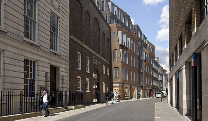 Hobhouse Court, Westminster